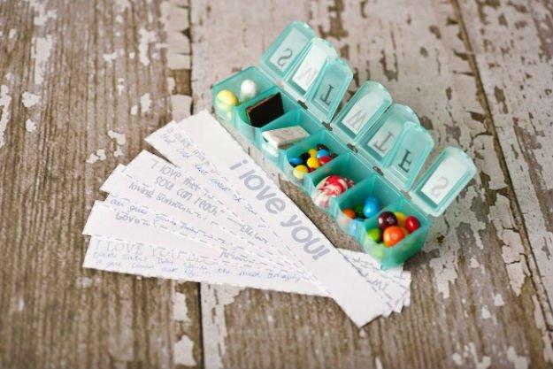 0264e7932ff0 Použít můžete i dávkovač na léky. Každý den něco dobrého a k tomu vlídná  slova na povzbuzení.